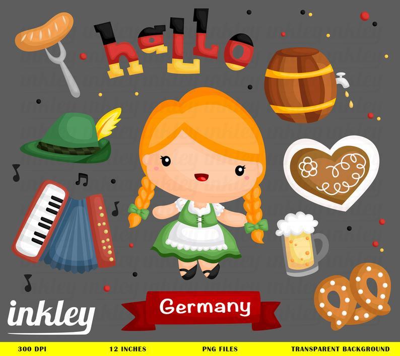 German clipart cute. Germany clip art png