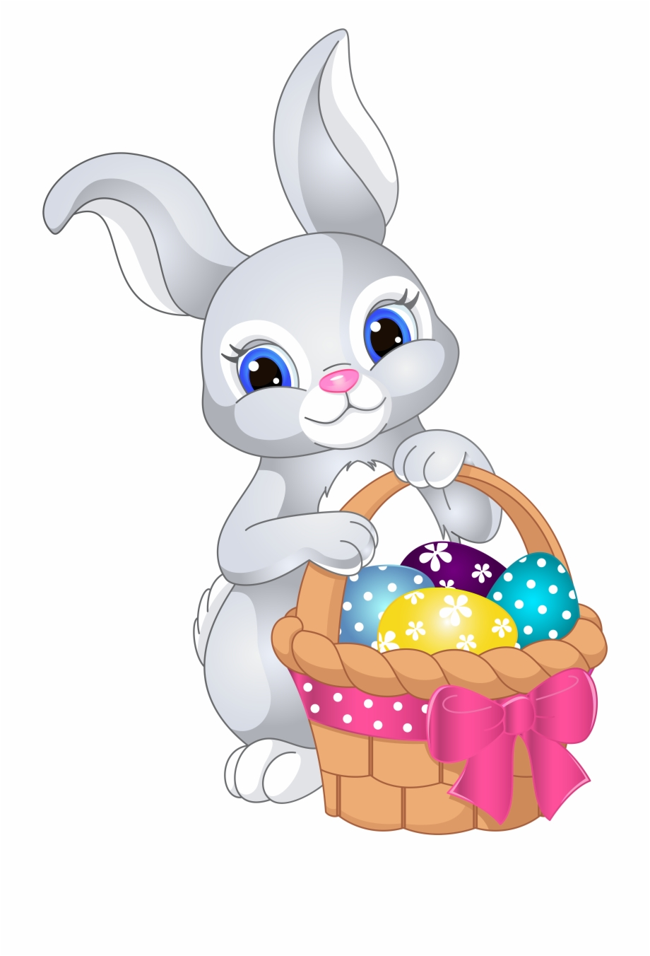 German clipart easter. Bunny with transparent