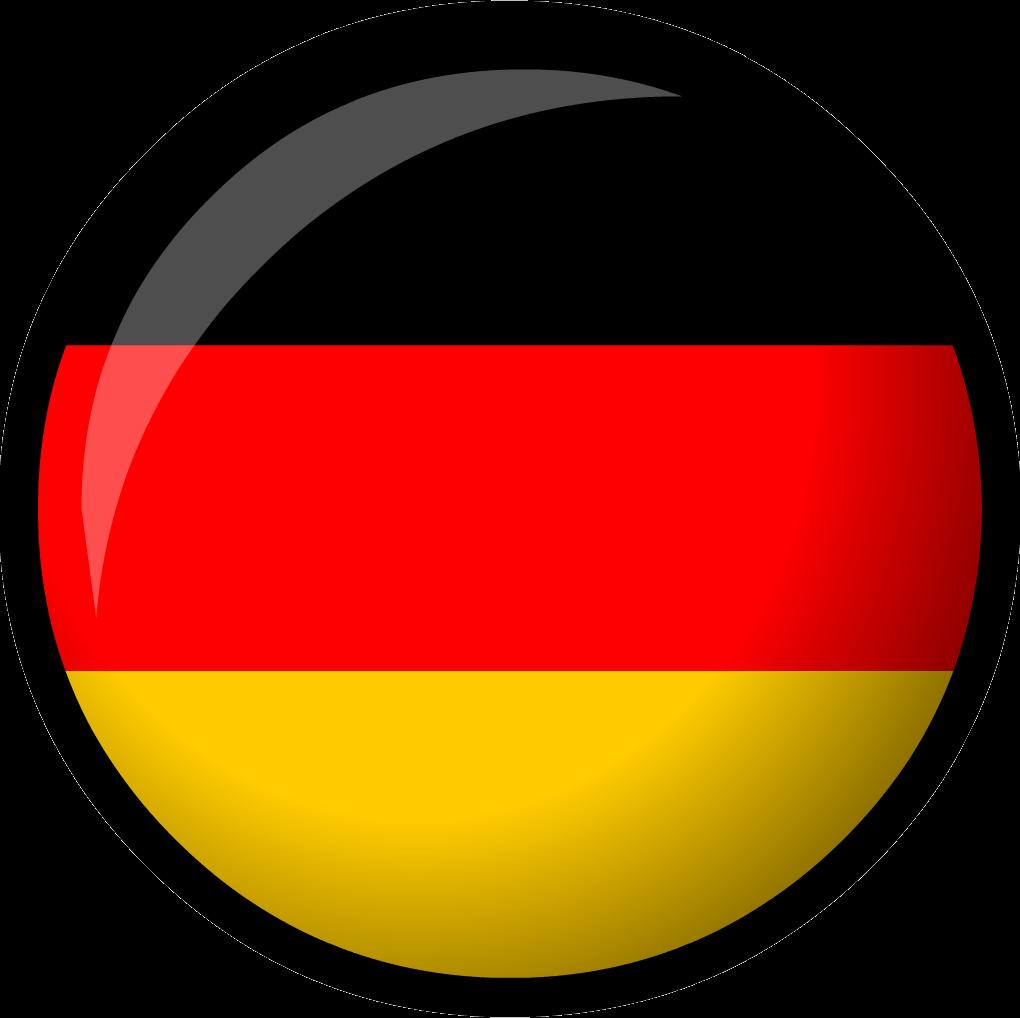 Flashcards on tinycards . German clipart flag germany