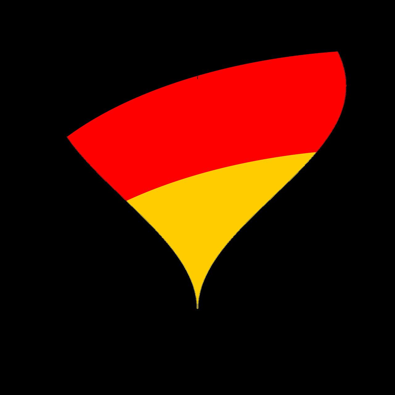 German clipart flag germany. Love heart