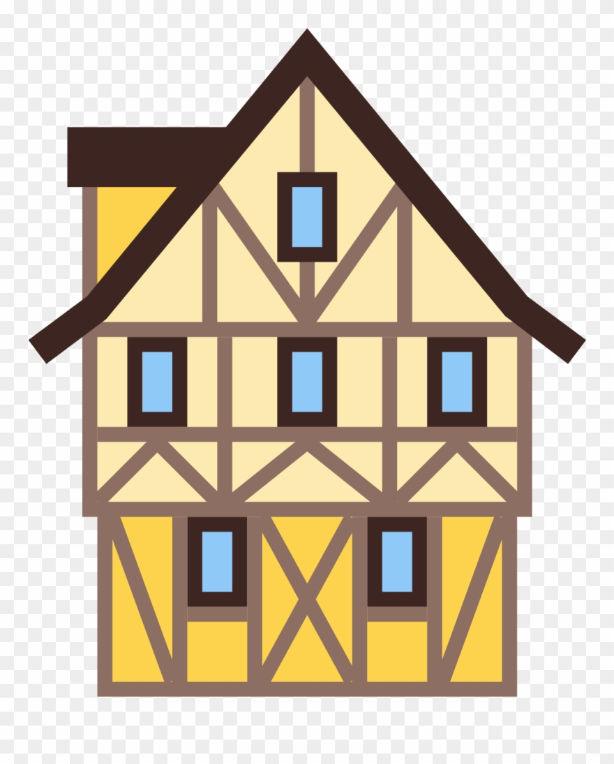 Icon png . German clipart german house
