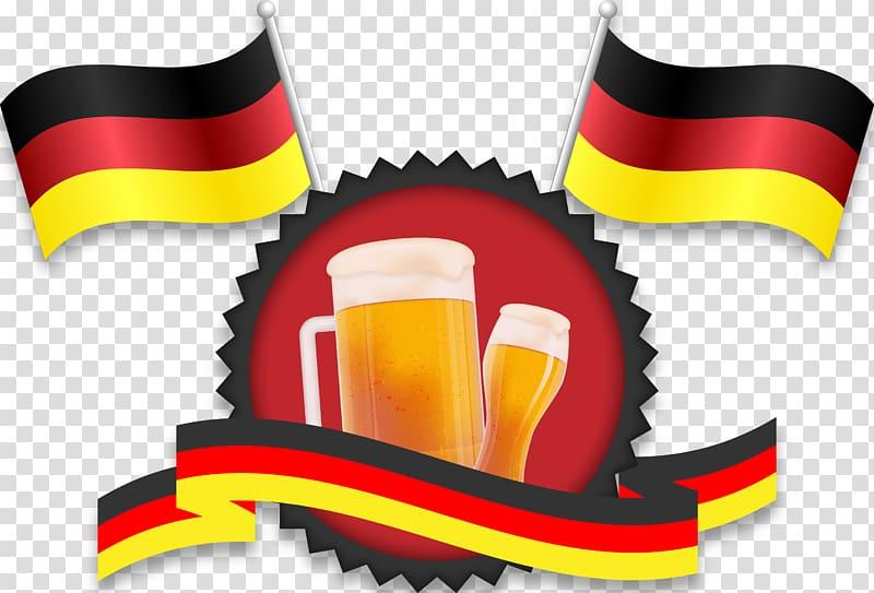 Beer oktoberfest in germany. German clipart icon