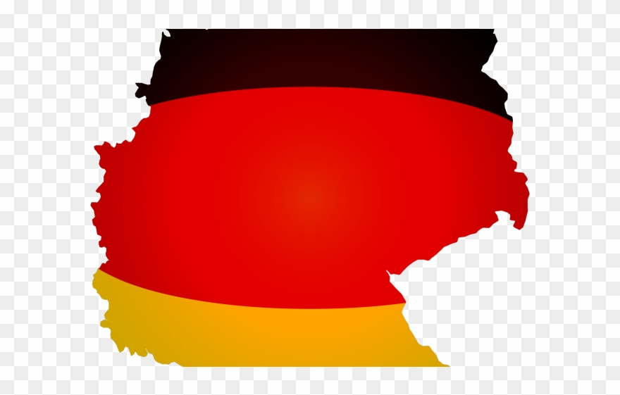 German clipart icon. Map germany png transparent