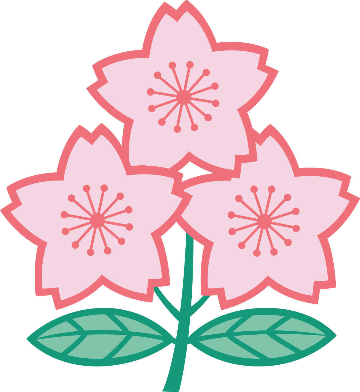 Japan national rugby union. Japanese flower png