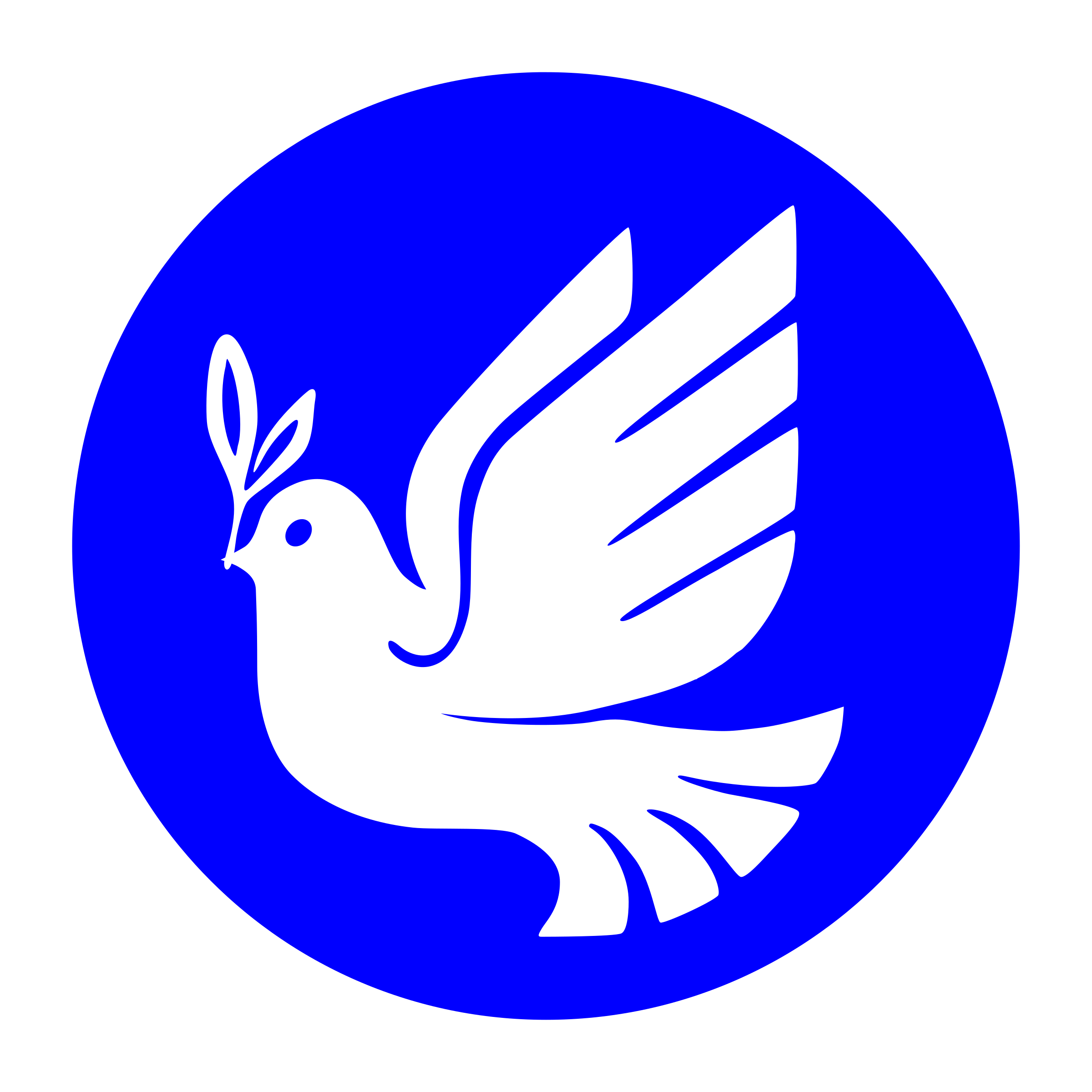 Fight for big image. Peace clipart symbolism