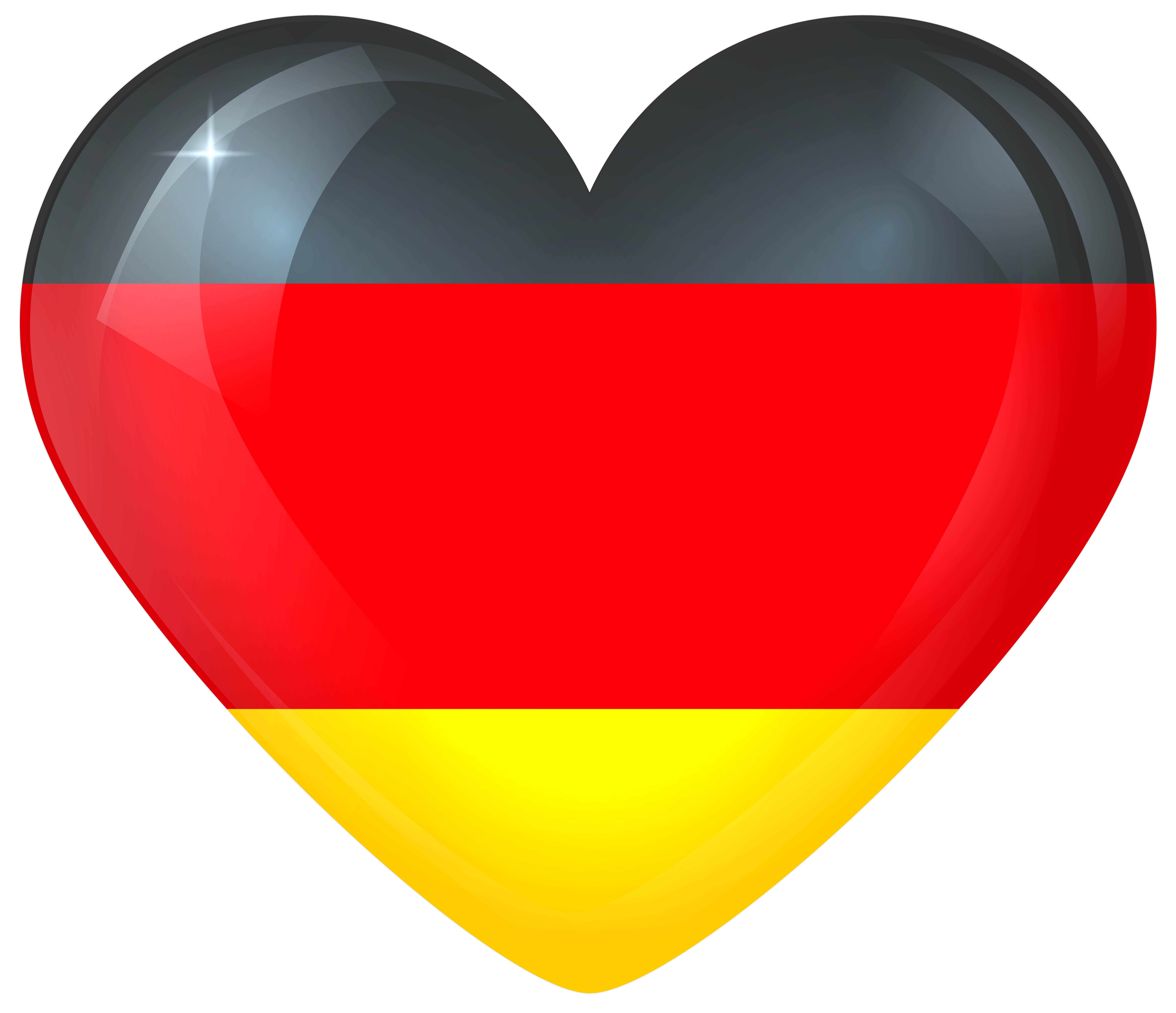 German clipart thing german. Germany large heart flag