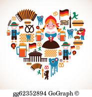 Germany clip art royalty. German clipart thing german