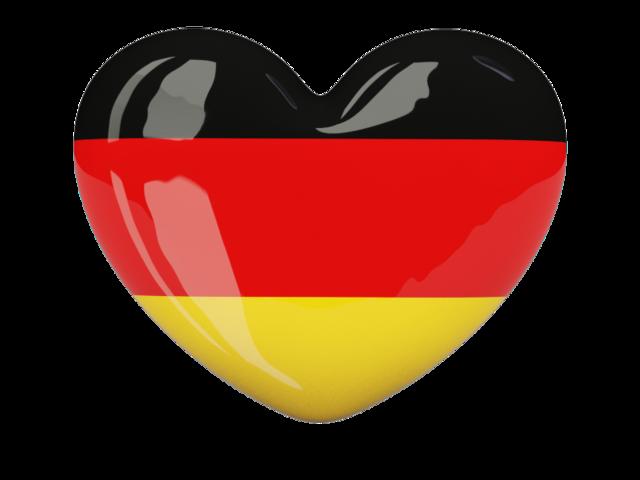 German clipart wavy. Heart icon illustration of
