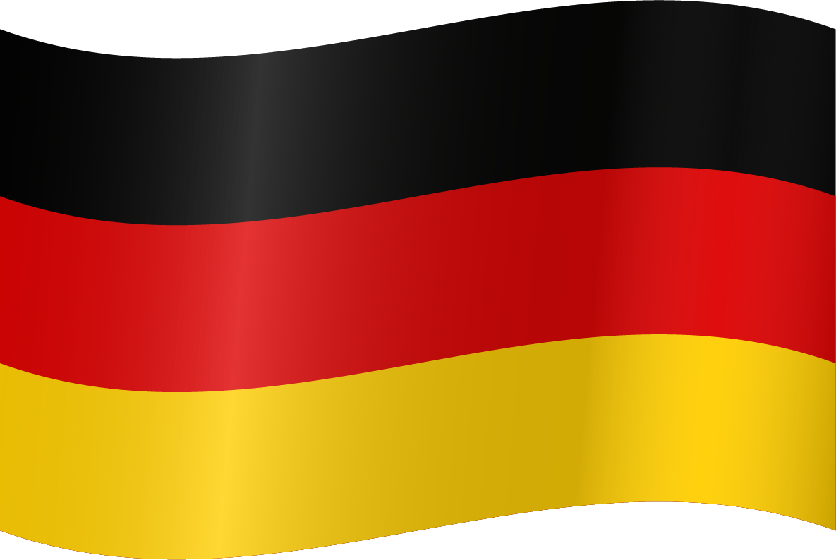German clipart wavy. Images of flag png