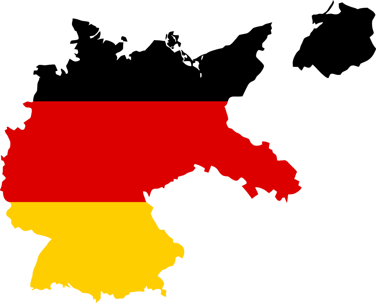 File map of weimar. German clipart world flag