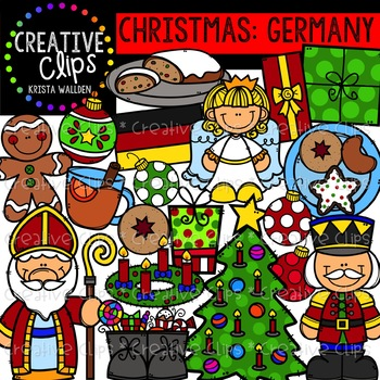 Germany clipart. Christmas in creative clips