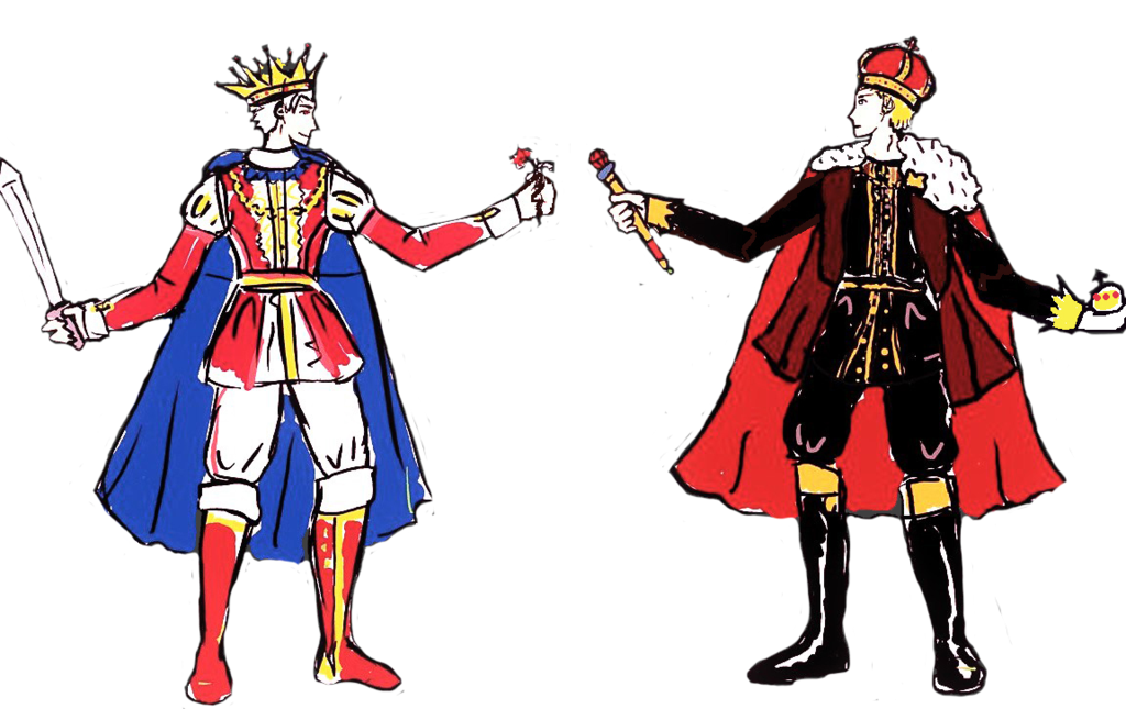 Medieval prussia by crazycat. Germany clipart dance german