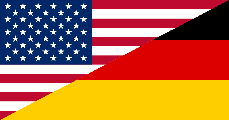 German flag websites by. Germany clipart usa