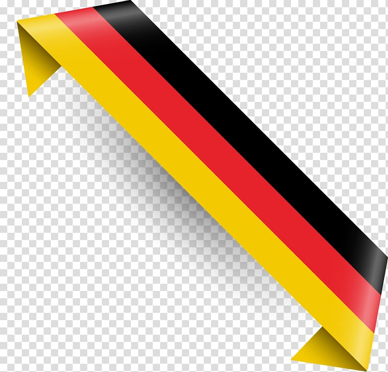 Red black and striped. Germany clipart yellow