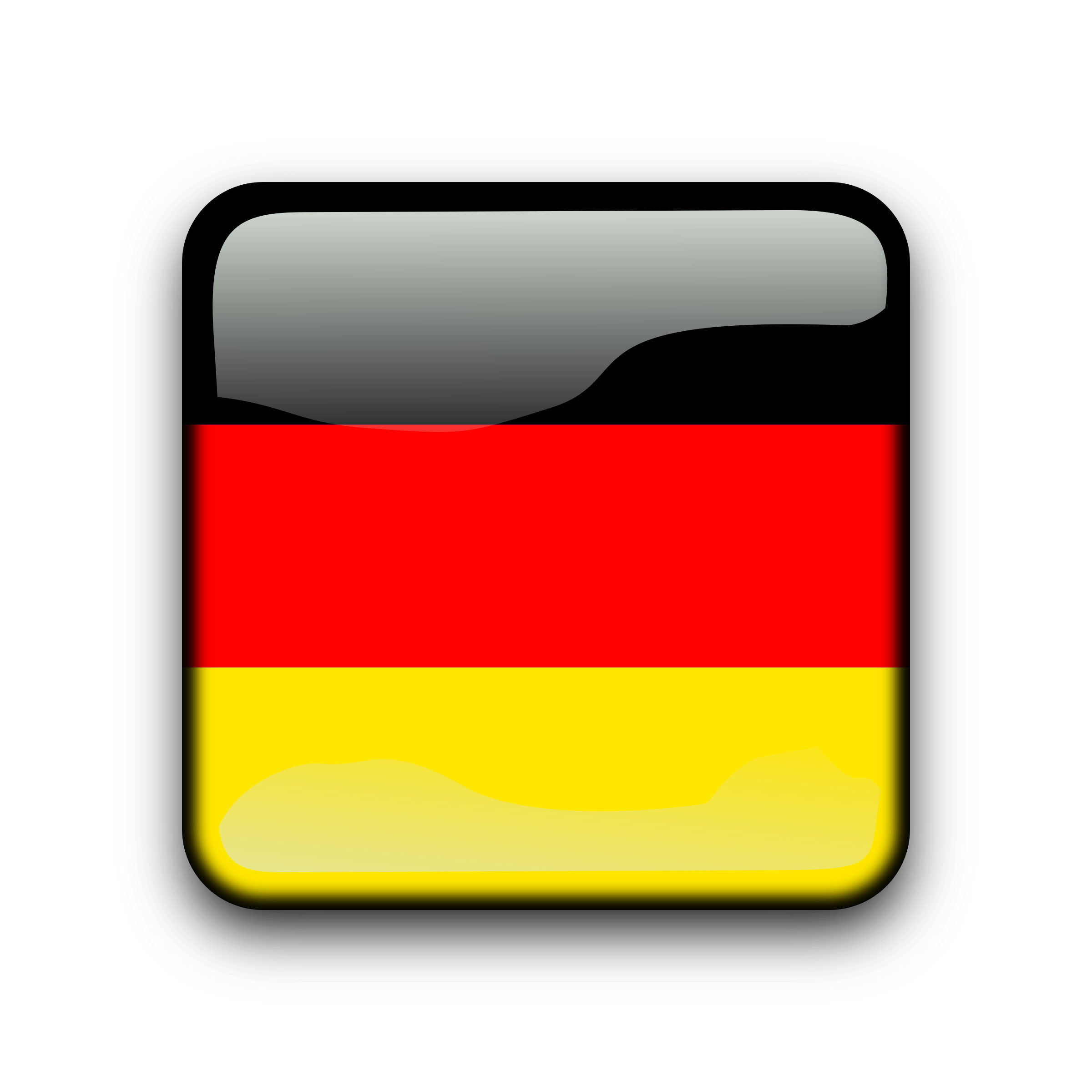De icons png free. Germany clipart yellow