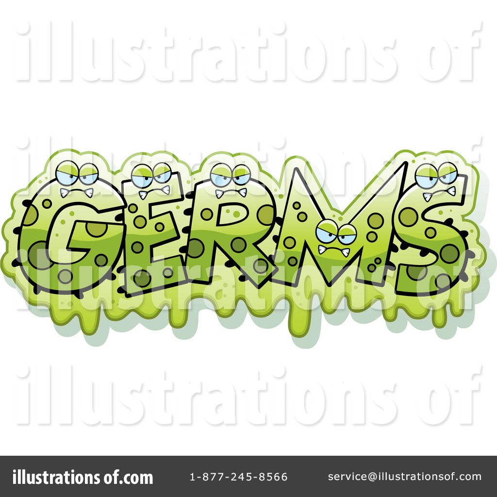 Illustration by cory thoman. Germs clipart