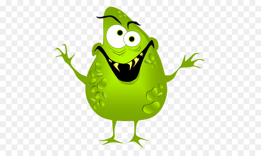 Germs clipart bacterial growth. Green grass background png