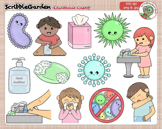 Free cliparts download clip. Germs clipart public hygiene