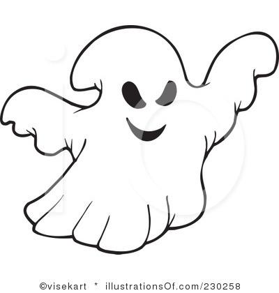 Clipart ghost. Free clip art panda