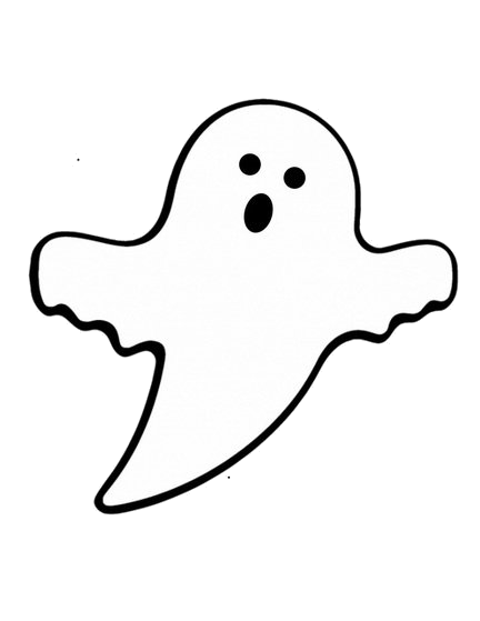 Clipart ghost contest. Gost free on transparent