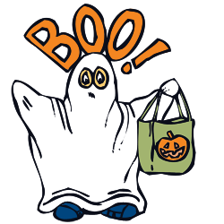 Clip art library . Ghost clipart blank background