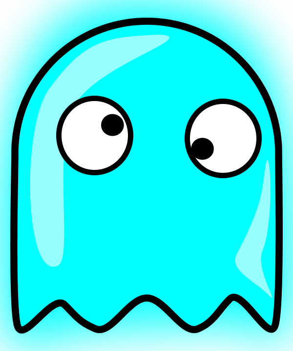 Free colorful cliparts download. Ghost clipart blue ghost