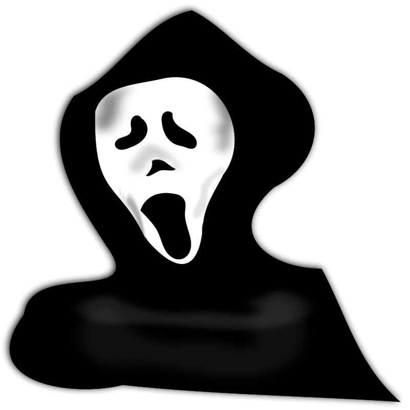 Ghost clipart jpeg.  d haunted house