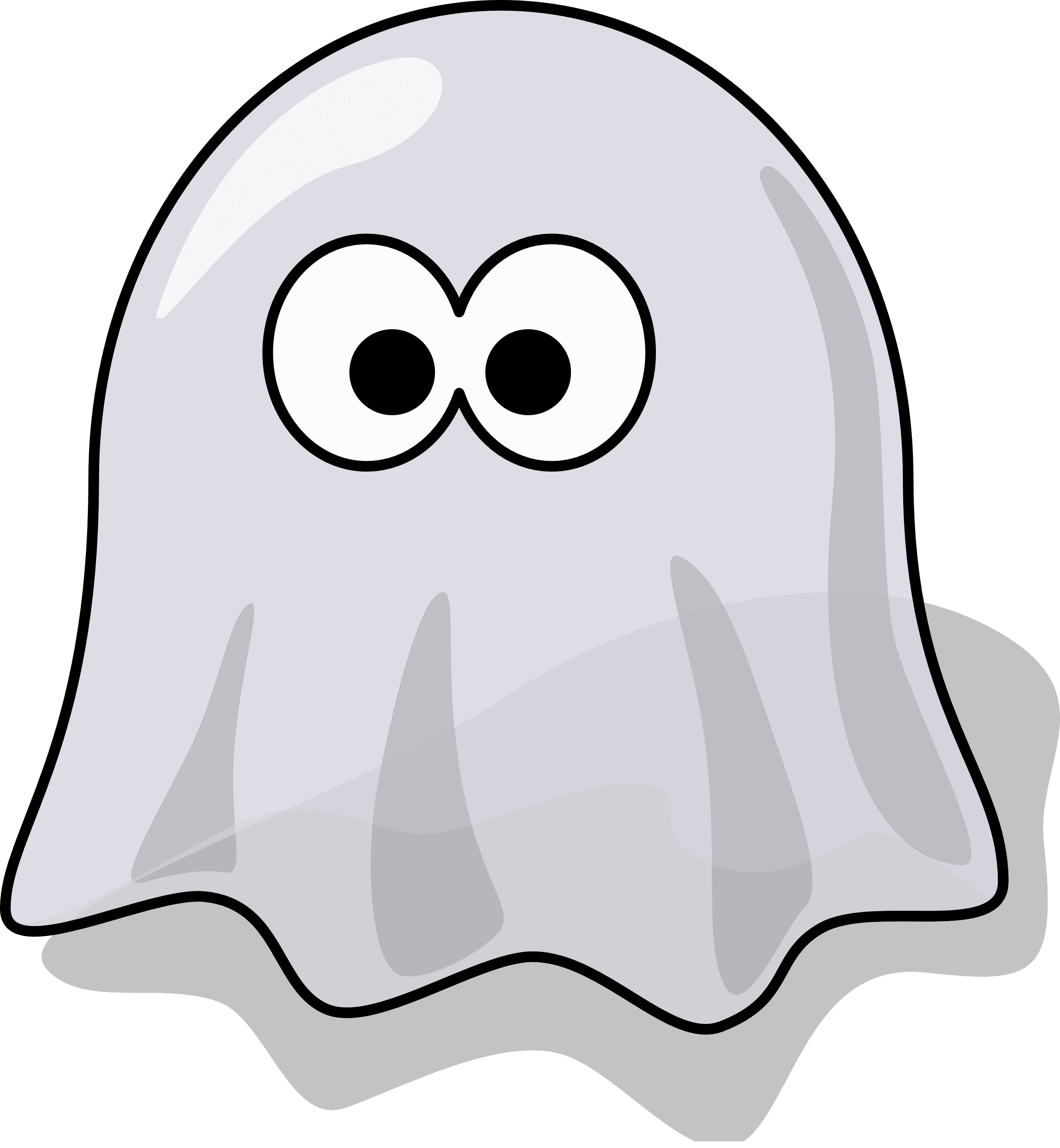 Ghost clipart poltergeist. Png free images toppng