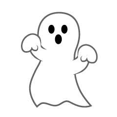 And pumpkin free picture. Ghost clipart pretty