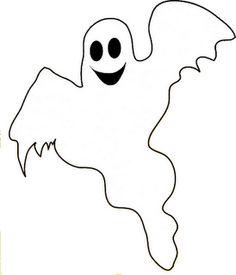Ghost clipart shape. Clip art images black