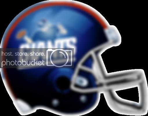 New york concept logo. Giants helmet png