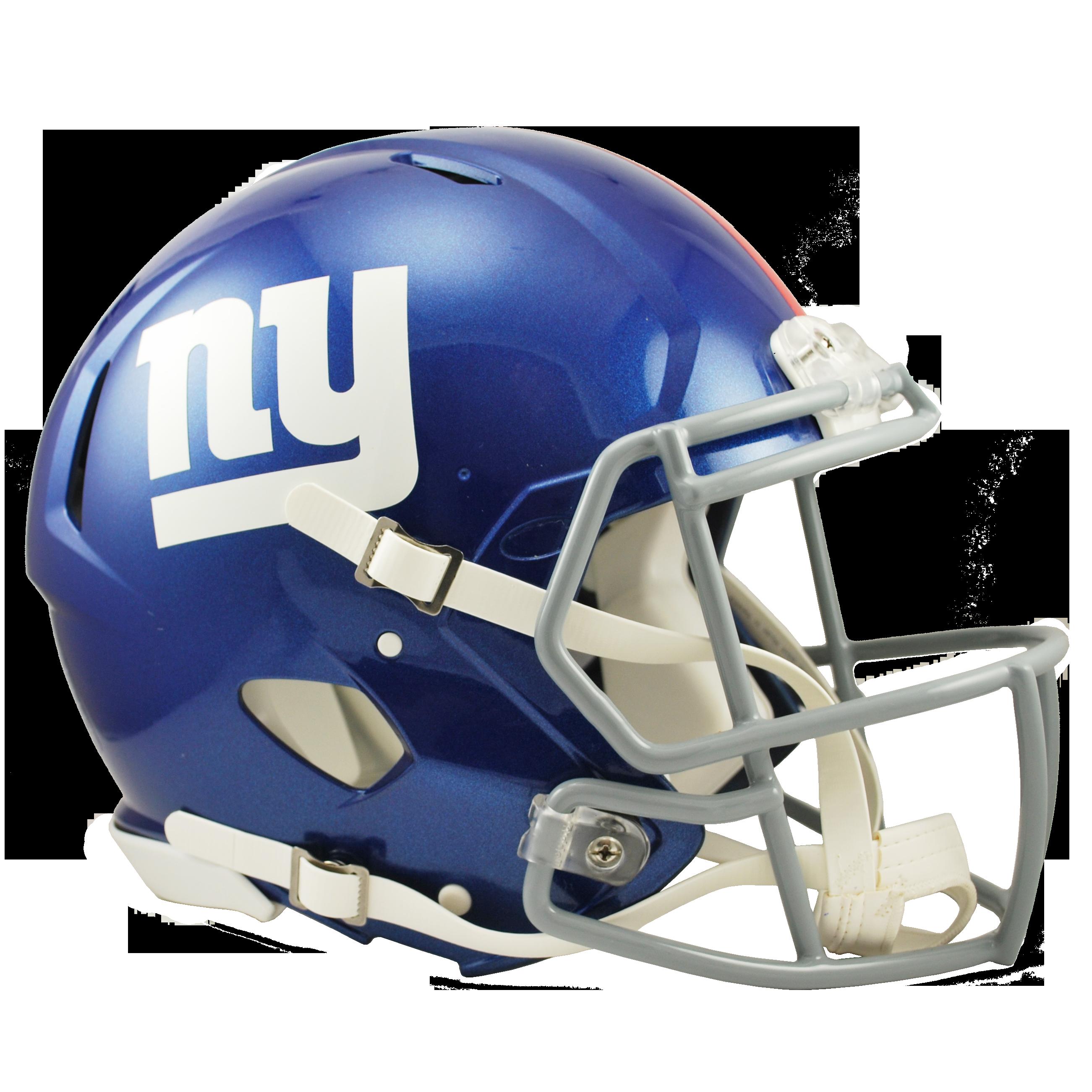 Giants helmet png. New york revolution speed
