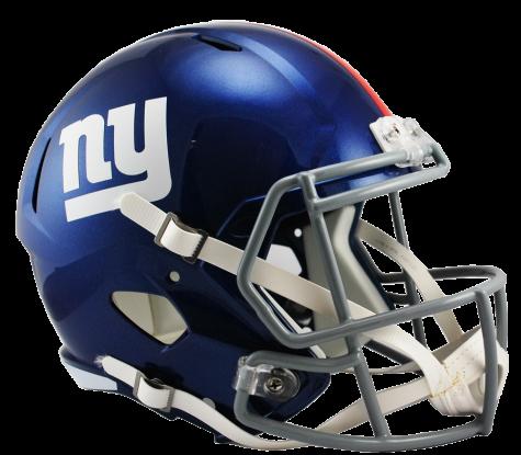 Giants helmet png. New york speed replica