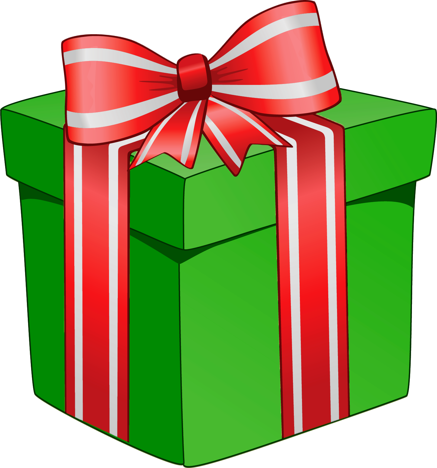 Gift clipart. Box