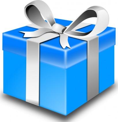 Present clipart. Gift box panda free