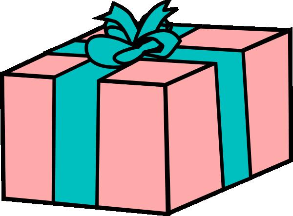 Gift clipart. Baby shower clip art