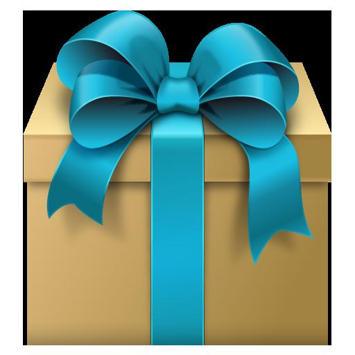 clipart present gift box