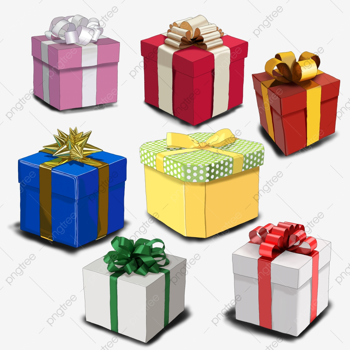 A of presents holiday. Gifts clipart bunch