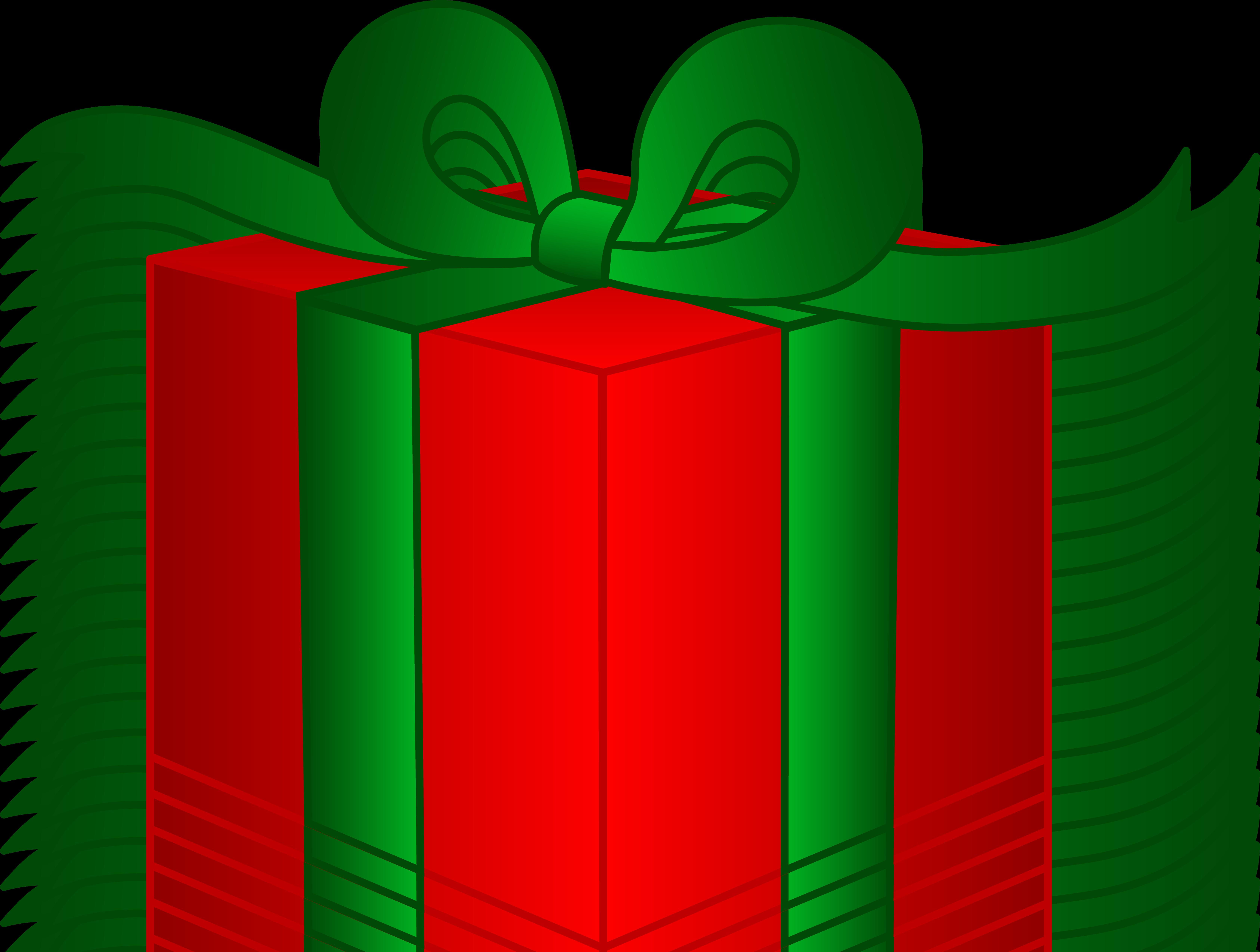 It s my birthday. Gift clipart gift exchange