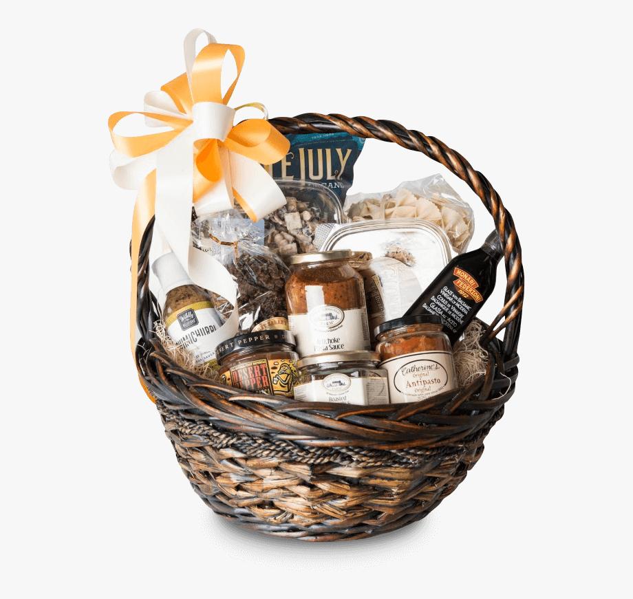 Gift baskets png for. Raffle clipart wine basket