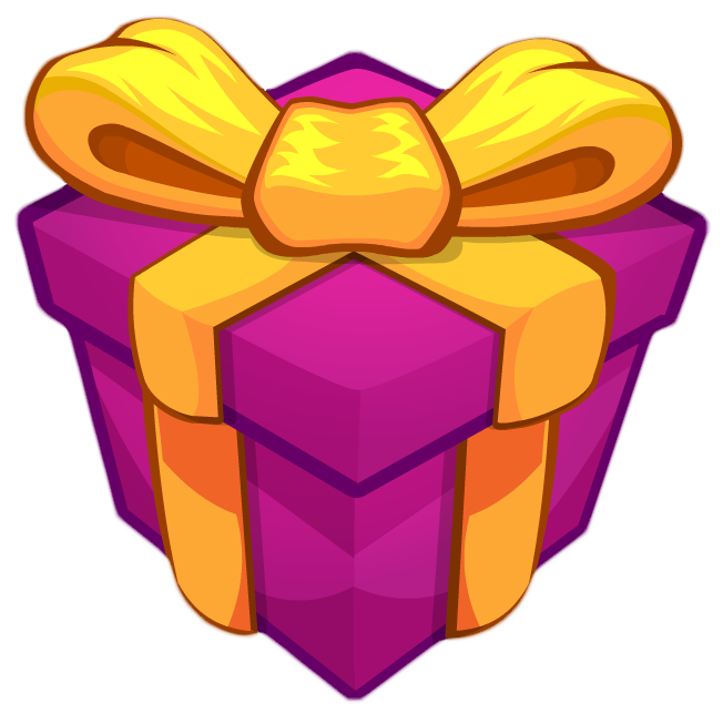 Gifting moviestarplanet wiki fandom. Gift clipart gift item