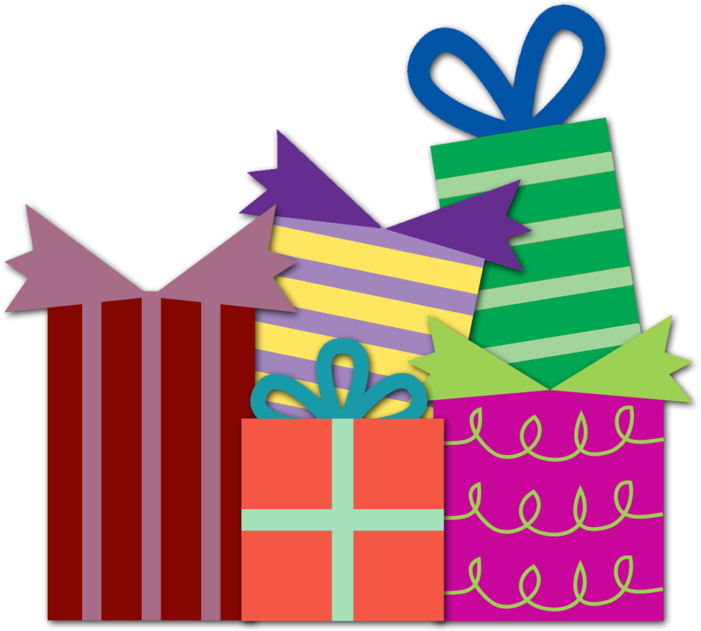 Gifts clipart birthday present. Gift party clip art