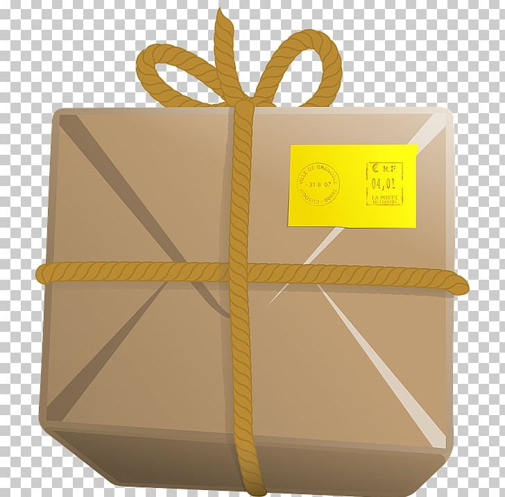 Package delivery post png. Gift clipart parcel