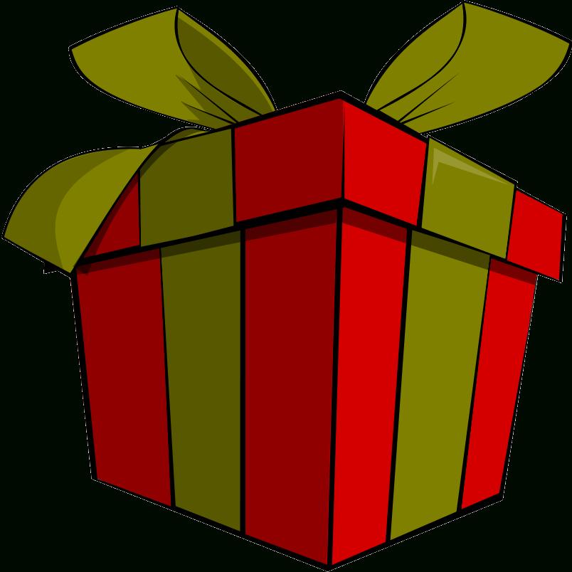 Christmas presents clip art. Gift clipart prsent