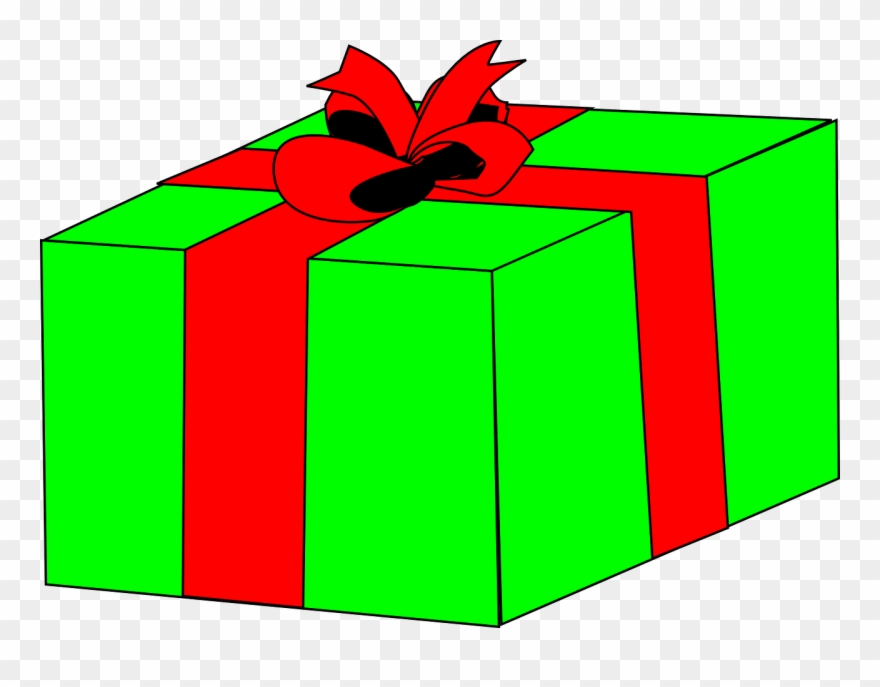gift clipart rectangle