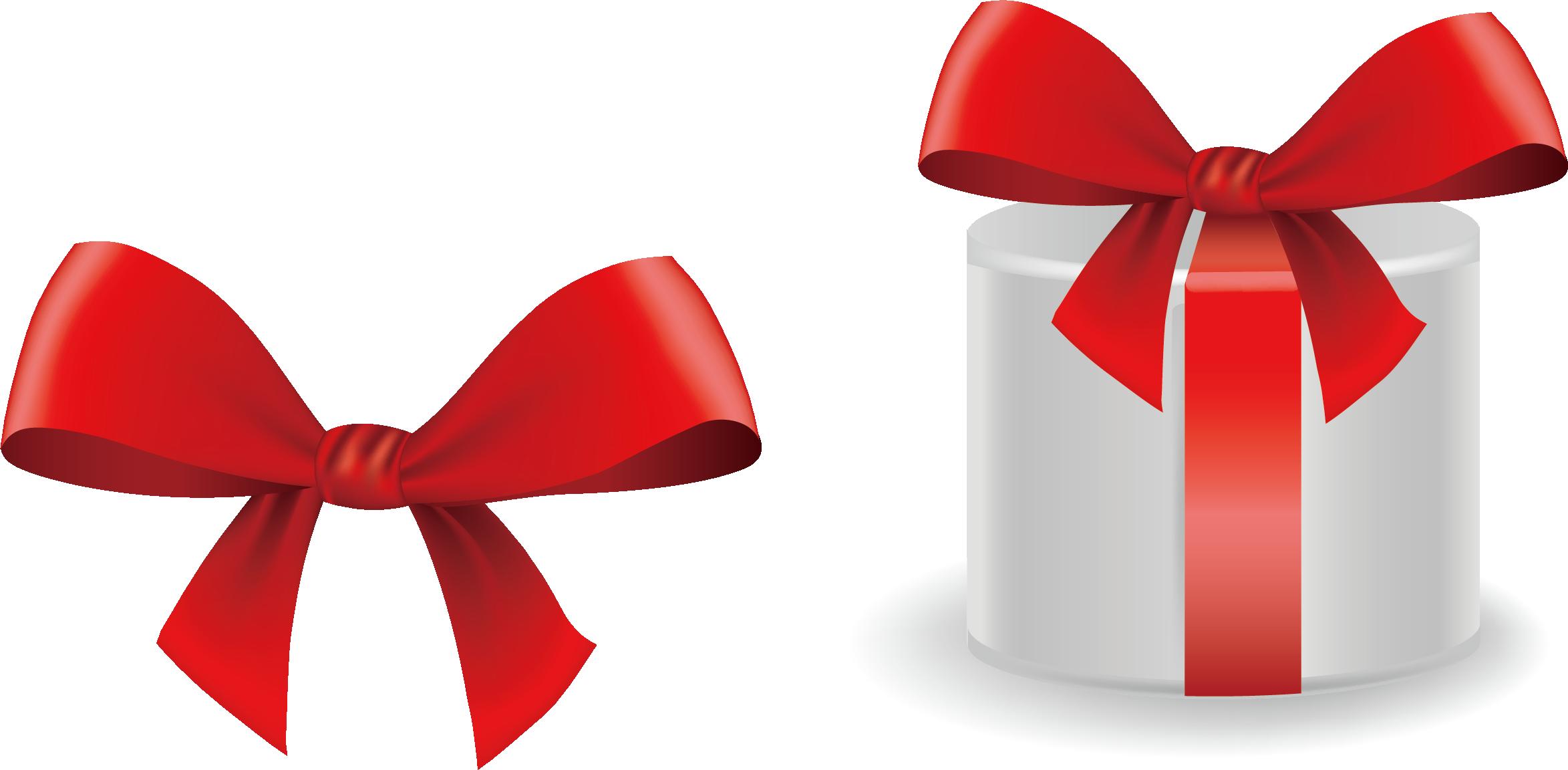 Gift clipart regalo. Cinta de rojo clip