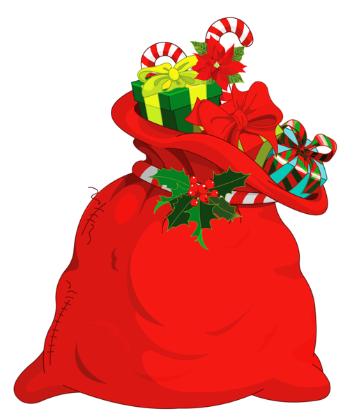 Gallery free pictures . Gift clipart sack
