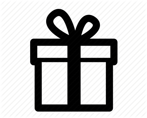 Gift icon png. Picons essentials by me