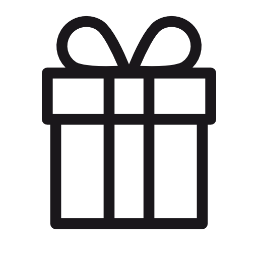 Gift icon png. Christmas iconset daniele de