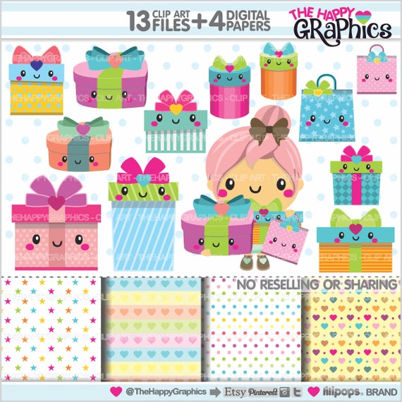 Gifts clipart birthday accessory. Gift graphics commercial use